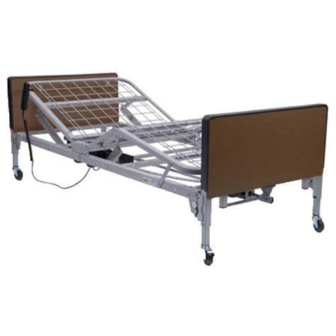 semi electric hospital bed patriot semi electric hospital bed bundle graham field