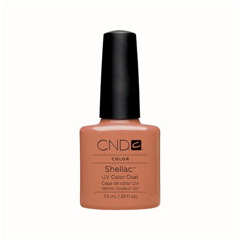 Cnd Gel L cnd shellac uv color coat gel nail cnd nail