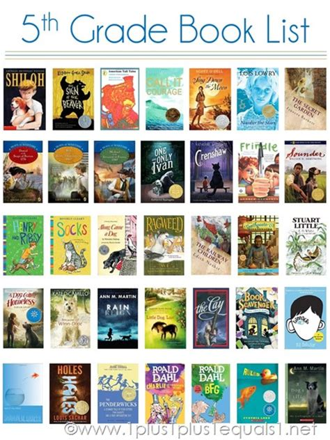 picture books for 5th graders 5th grade reading list 1 1 1 1