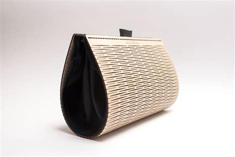 Interior Home Designs Photo Gallery by Plaat A Bag Made Of Laser Cut Wood Design Milk
