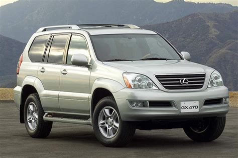 lexus gx 470 review 2007 2007 lexus gx 470 reviews specs and prices cars