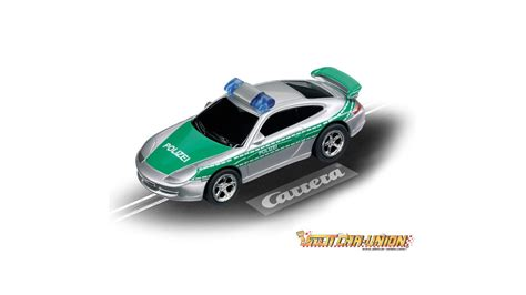 Carrera Go Porsche Gt3 by Carrera Go 61112 Porsche Gt3 Quot Polizei Quot Slot Car Union
