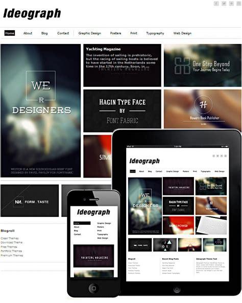 free wordpress themes quotes minimalist wordpress themes