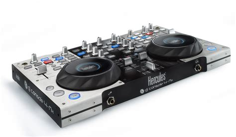 dj console 4 deck dj controllers the ultimate buyer s guide 2011