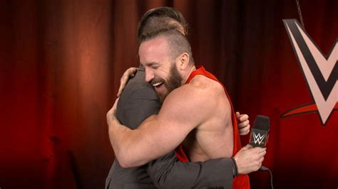 wrestlemania 30 wwecom exclusives wwecom mike kanellis gets some exciting news wwe com exclusive