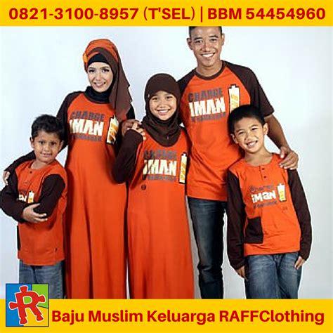 Baju Koko Pasha Abu Abu Lu baju muslim keluarga