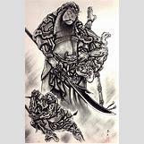 Japanese Demons | 1035 x 1600 jpeg 449kB