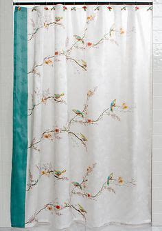 walmart bird shower curtain mainstay birds bathroom accessories shower curtain set