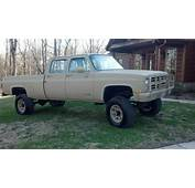 Buy Used 1987 Chevy Crew Cab 3500 4X4 In Athens Tennessee