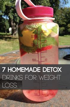 714 Detox Drink by Detox Hacks And Lost Weight On