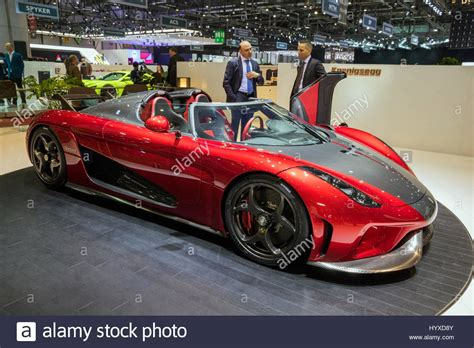 new koenigsegg 2018 geneva switzerland march 8 2017 2018 koenigsegg