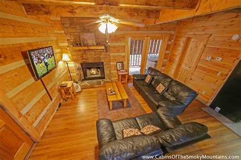 One Bedroom Cabins In Pigeon Forge by Pigeon Forge Cabin Country 1 Bedroom Sleeps 4