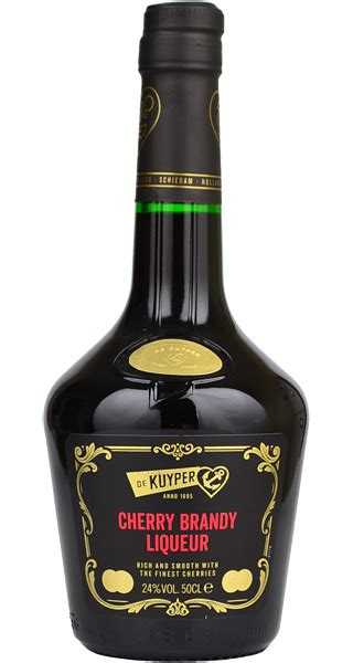 de kuyper cherry brandy cl drinksdirectcouk
