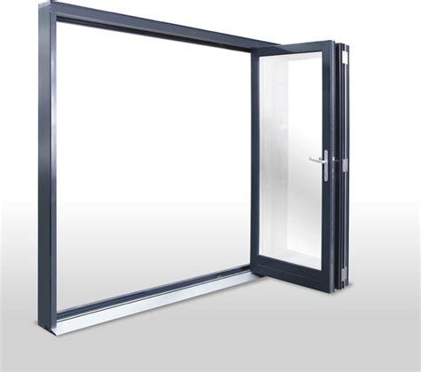 panel folding glass wall modern interior doors