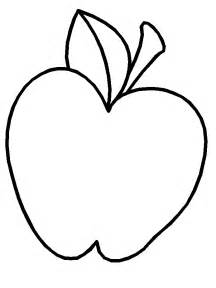 apple coloring page free 14 apple fruit coloring sheet