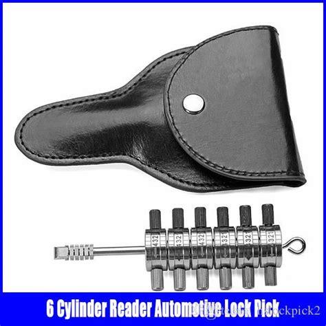 Huk Auto by Huk Car Lock 6 Cylinder Reader Automotive Lock