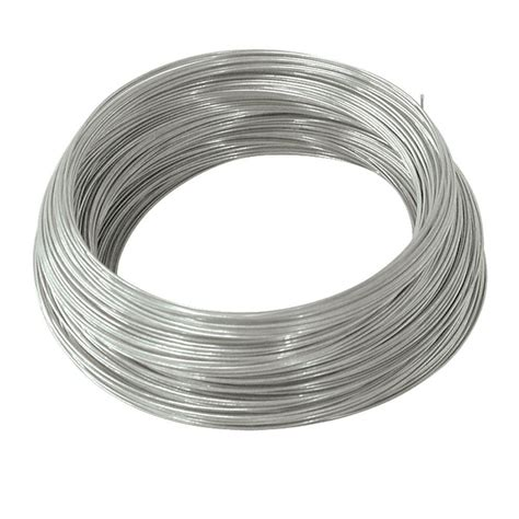 metal wire ook 250 ft x 24 galvanized steel wire 50137 the