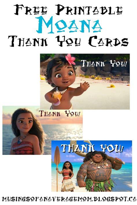beach thank you card free printable thank you cards