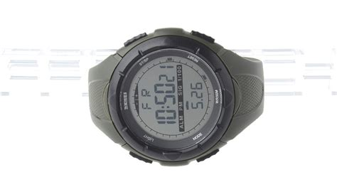 Skmei Sport 1025 7 50 skmei 1025 unisex sports waterproof led digital