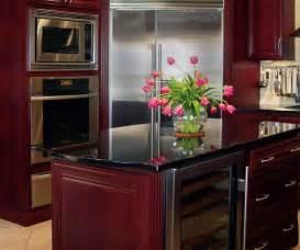 maroon color kitchen cabinets quicua