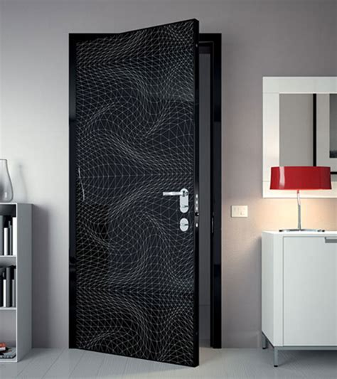 Interior Doors Design Ideas Decors 187 Archive 187 Cool Doors Of Rainbow Colors And Graphics By Karim Rashid
