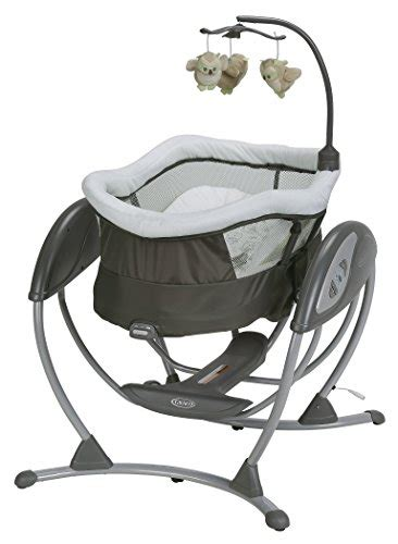 graco 2 in 1 glider swing graco dreamglider 2 in 1 glider swing and sleeper review