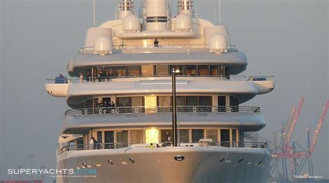 Eclipse Yacht Interior by Eclipse Photos Blohm Voss Shipyards Motor