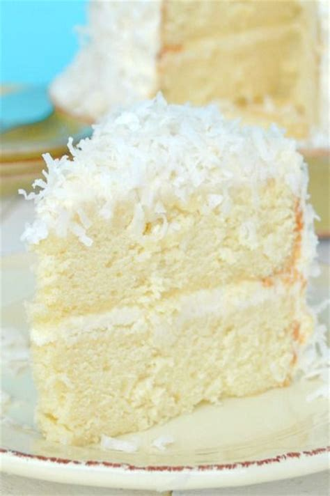 check out coconut cake with coconut cream cheese frosting it s so easy to make cakes cream