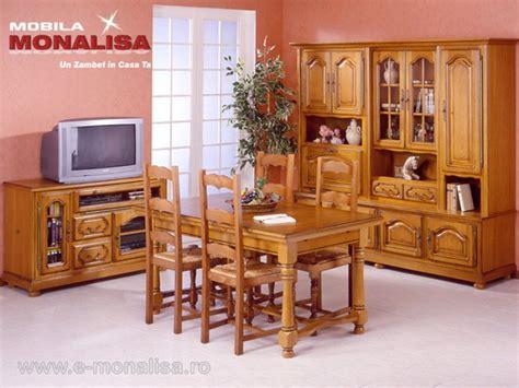 mobila sufragerie moderna mobila de sufragerie clasica din lemn masiv si pal