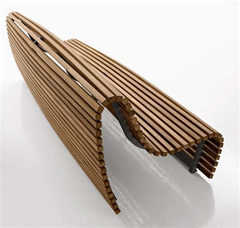 bench outside outdoor bench seating modern day outdoor wood bench by b b italia decor advisor