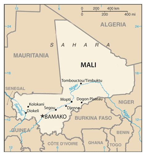 map of mali threads of change the transformation of west textiles
