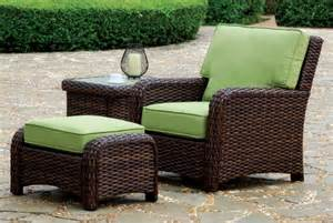 wicker outdoor furniture tropez outdoor wicker sectional kozy kingdom