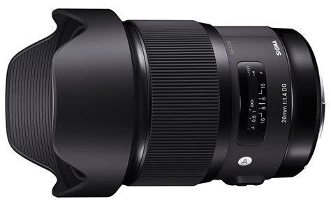 Sigma 20mm sigma 20mm f 1 4 dg hsm specifications and opinions juzaphoto