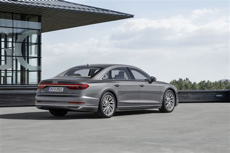 Audi A8 Neues Modell by All New 2018 Audi A8 Arrives With New Design Autonomous