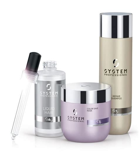 Professional Hairstyle Books For Salons by Wella System Professional Hair Products Potters Bar Salon