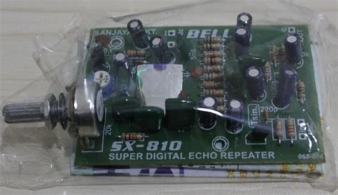 Kit Power Socl 504 kit ditigal echo repeater digital sx 810 quot alya audio