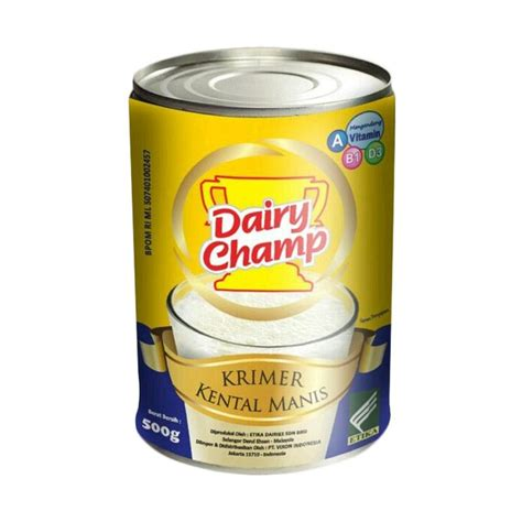 Kental Manis Dairy Ch Jual Dairy Ch Krimer Kental Manis 500 G