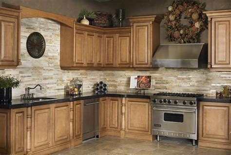 beautiful backsplashes kitchens backsplash pictures your kitchen using beautiful backsplash designs rock tile backsplash
