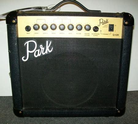 transistor g10 for sale park g10r guitar lifier w reverb