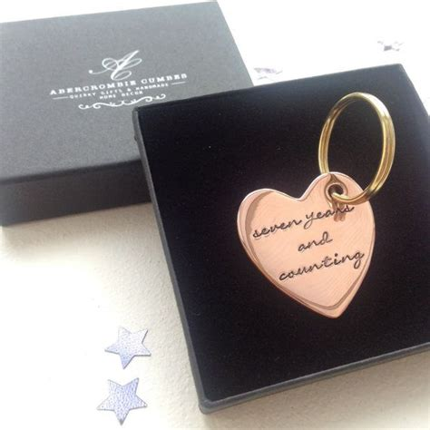 7 year wedding anniversary gift traditional 17 best ideas about 7th anniversary gifts on
