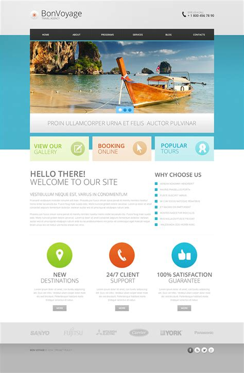 drupal theme tourism 10 travel agency drupal themes free website templates