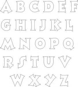 alphabet letter templates peerpex