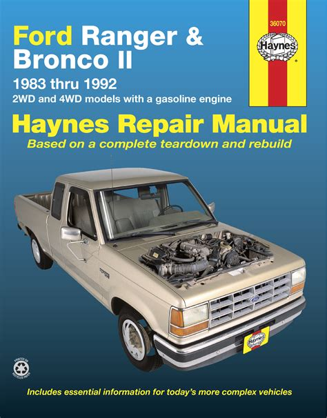 hayes car manuals 1987 ford ranger auto manual service manual car repair manuals download 1987 ford ranger security system 1999 ford ranger
