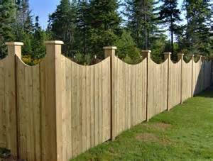 Types Of Backyard Fencing » Simple Home Design