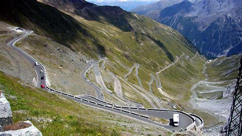 Stilfserjoch Motorrad by Stilfserjoch Passo Dello Stelvio Italien Per Motorrad