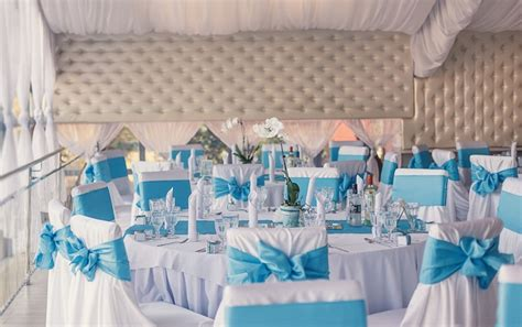Ideas For Turquoise Table Ls Design Glamorous Turquoise And White Wedding Decorations 50 About Remodel Wedding Table With