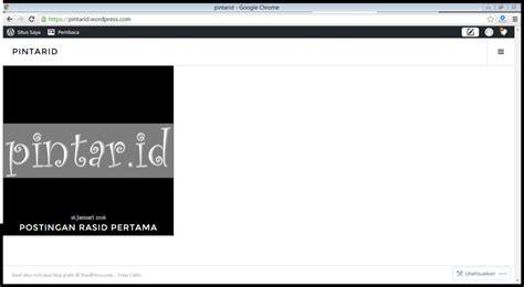 membuat wordpress menarik cara membuat wordpress indonesia emerer com