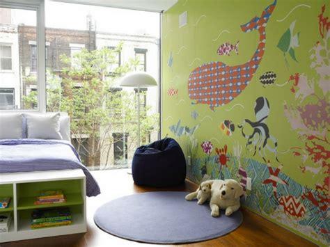 Gr Nes Kinderzimmer 4189 by Wandmalerei Im Kinderzimmer Magische Welten Entdecken