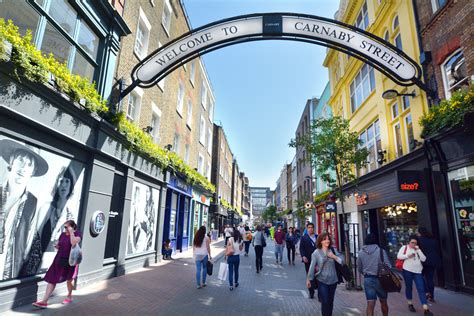 Modern Style House by Ten Interesting Facts And Figures About Carnaby Street