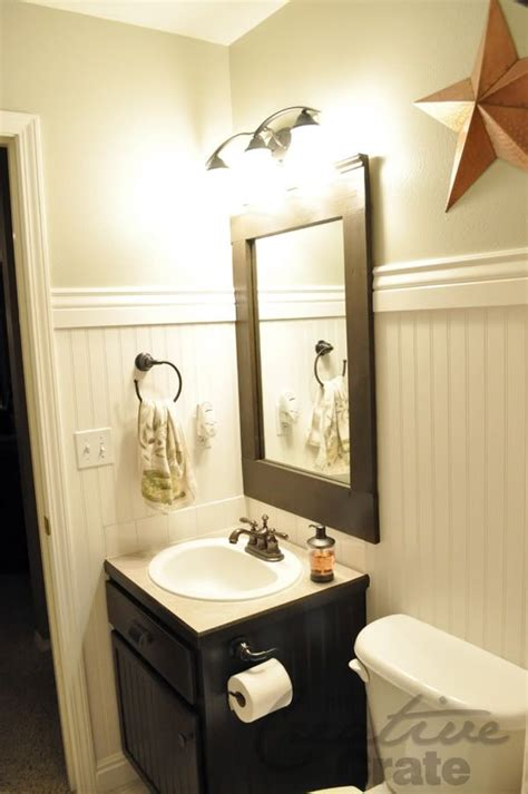 Bathroom Wall Beadboard Best 25 Bead Board Bathroom Ideas On Half